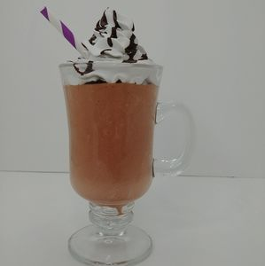 Decorative Hot Chocolate or Frappuccino